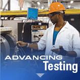 Advancing Testing