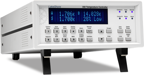 Model 332 Cryogenic Temperature Controller
