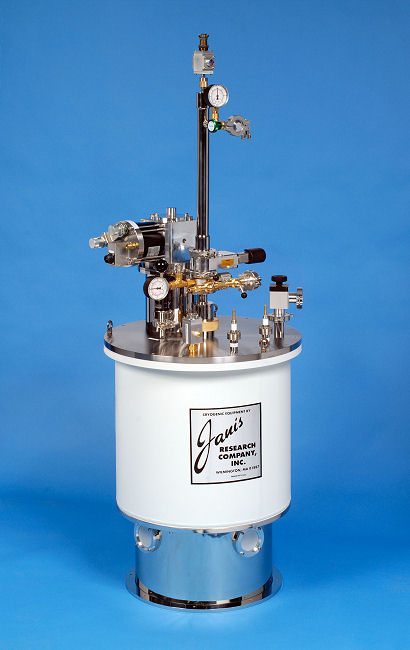 7TL-CF-XOM-10 Cryogen-Free Superconducting Magnet System