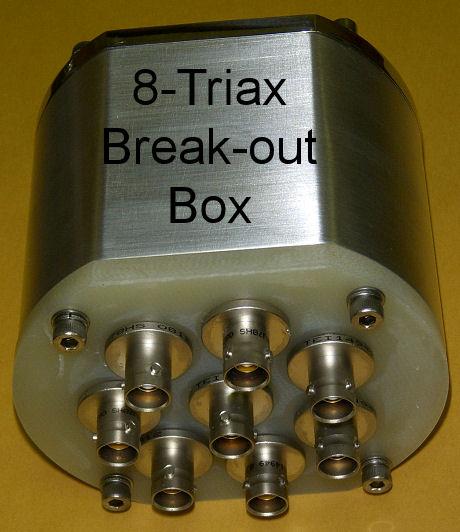 8-Triaxial Break-out Box