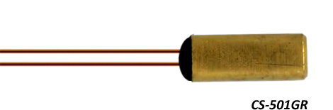 Germanium temperature sensor