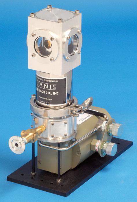 CCS-150 optical 10 K CCR