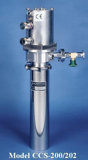 CCS-200-202 non-optical 10 K CCR