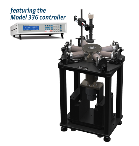 Model CRX-6.5K Cryogenic Probe Station