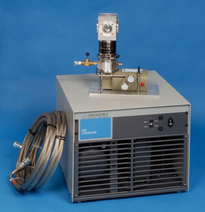 CTI 8200 10 K Cryocooler Compressor