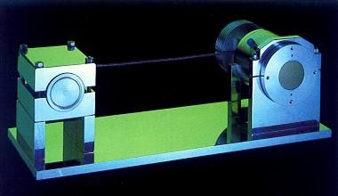 DCD-100 Closed-Cycle Detector Cooling Dewar