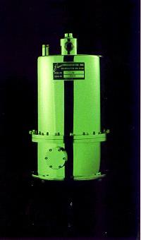 DCD-400 Rotatable System Detector Cooling Dewar
