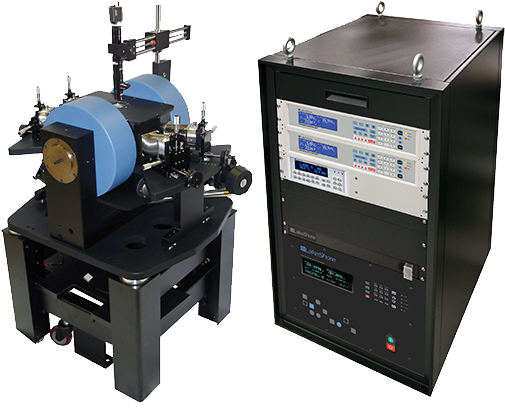 Model EMPX-HF Cryogenic Probe Station