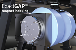 ExactGAP magnet indexing