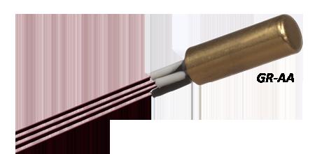 Germanium temperature sensor