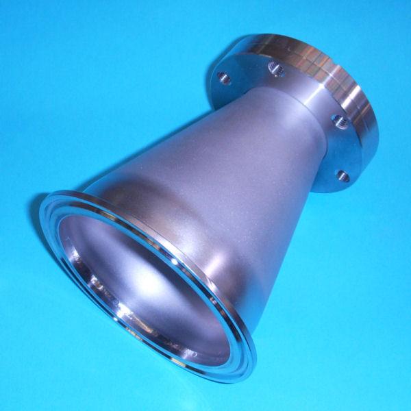 Conflat flange to Ladish flange adaptor