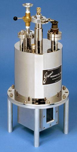 LN2 Laser Cooling Dewar