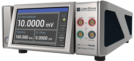 Precision Current Voltage Source -  MeasureReady™ 155