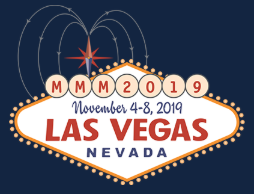 Magnetism and Magnetic Materials (MMM) Conference in Las Vegas