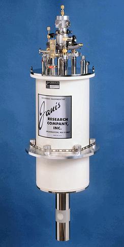 Model SVT-400 for Mössbauer Spectroscopy