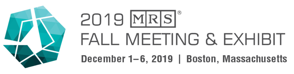 Material Research Society Fall Meeting & Exhibit 2019