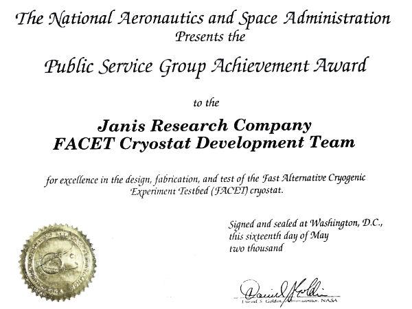 NASA FACET