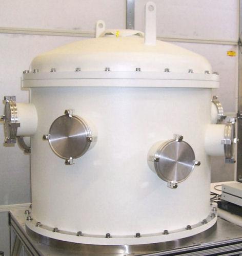 NASA High Cooling Power Test Chamber