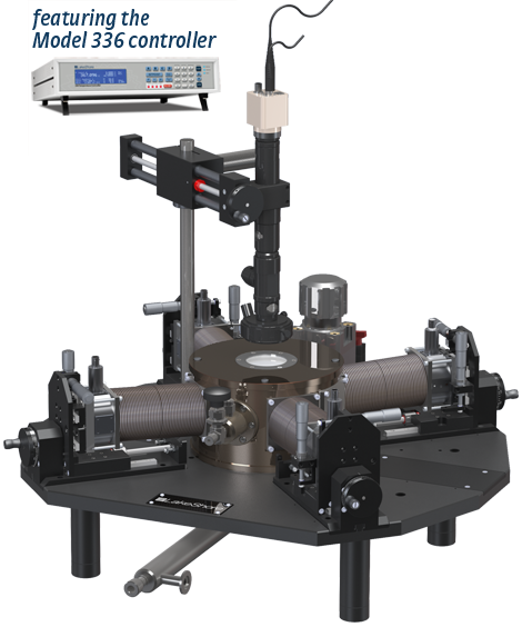 Model PS-100 Tabletop Cryogenic Probe Station