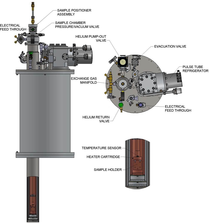 PTSHI-950-LT Mechanical Drawing