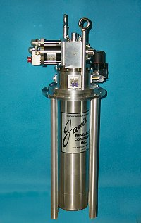 SHI-4T-800K 4 K CCR