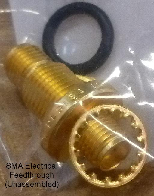 SMA Electrical Feedthrough Parts