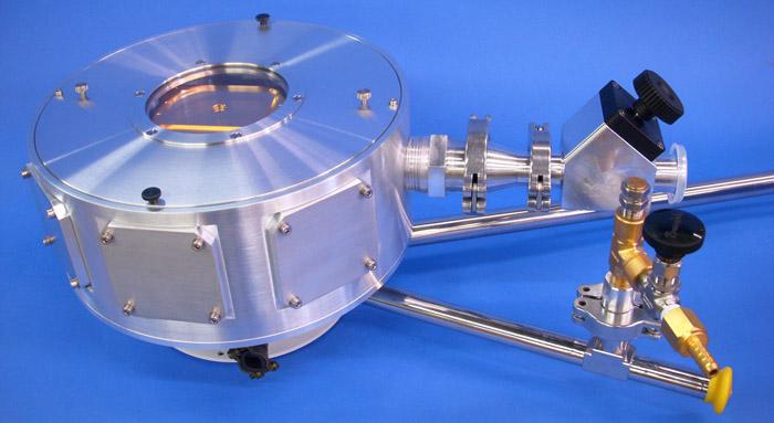 Special ST-500-LGV with 11 inch Diameter Vacuum Shroud