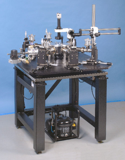 high temperature probe station