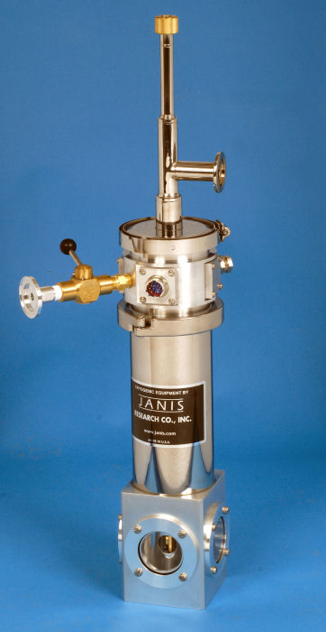 ST-100 continuous flow cryostat