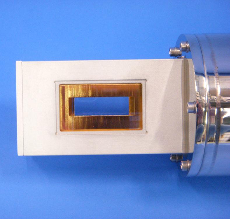ST-300-MS rectangular window block close-up