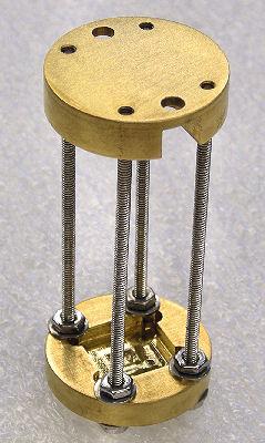 VNF-100 cuvette sample holder