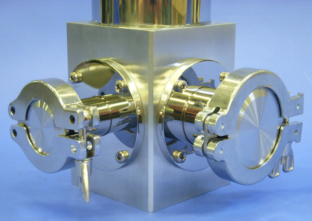 VPF-100 Close-up NW Flanges
