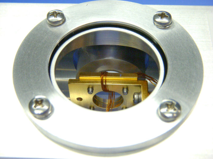 VPF-100 Re-entrant Window Inside View