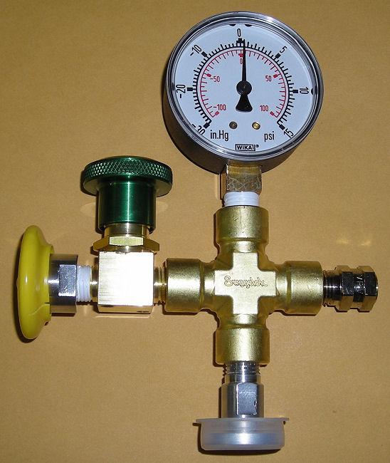 VPF Pumping Manifold