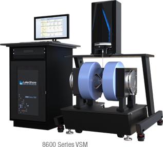 Lake Shore vibrating sample magnetometers