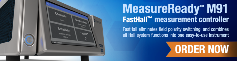 M91 FastHall measurement controller