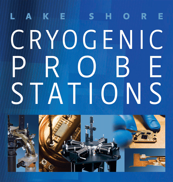 cryogenic micro-manipulated probe stations