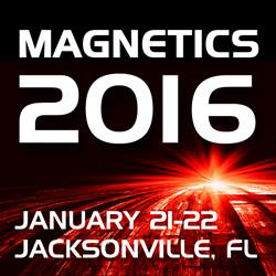 Lake Shore to discuss magnetic material characterization & test instruments at Magnetics 2016