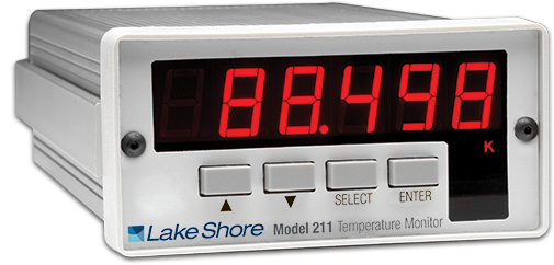 NEW DRIVER: LAKE SHORE CRYOTRONICS MODEL 224 TEMPERATURE MONITOR ETHERNET
