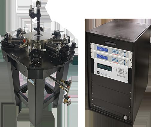 Model CPX-VF Cryogenic Probe Station