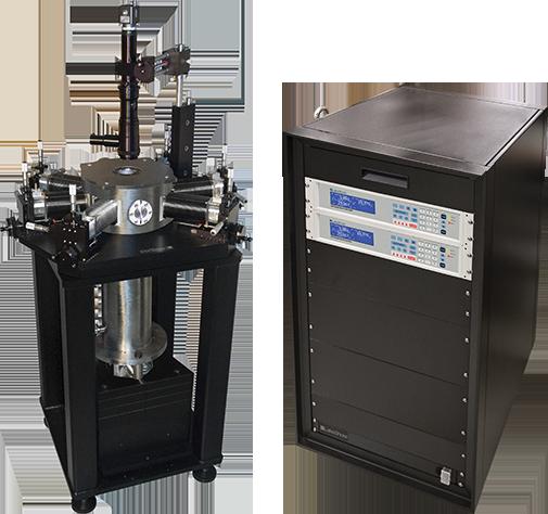 Model CRX-4K Cryogenic Probe Station